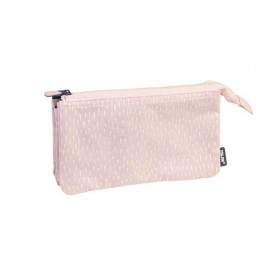 Несесер с 5 джоба Berrywood Pink 22x12.5x3.6