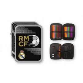Несесер зареден двоен Real Madrid, 15x21x5