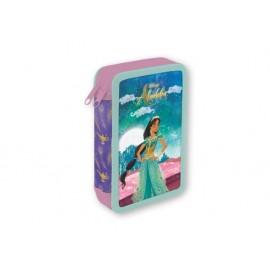 Несесер двоен зареден Glitter 20x13x4.5, Aladdin