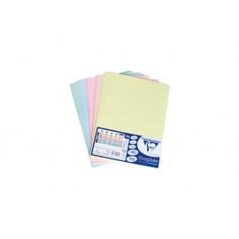 Хартия копирна цветна А4, 5х20 листа mix