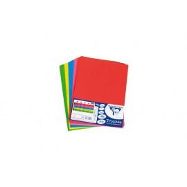 Хартия копирна цветна А4, Int. 5х20 листа mix