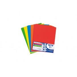 Картон копирен цветен А4, Int. 5х10 листа mix
