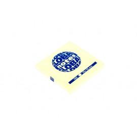 Листчета лепящи жълти, 75х75 мм, 100 л.