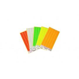 Етикети за цени 12/22мм, 80 етикета