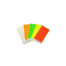 Етикети за цени 17/30мм, 42 етикета