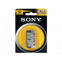 Батерия 9V, цинкова New Ultra, блистер