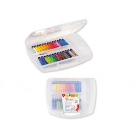 Комплект за рисуване в куфарче, темпера 26 цв.х 12 мл, 2 четки и палитра