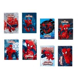 Тетрадка A5 2xUV Spider-Man, 24 л., 70 г/м2