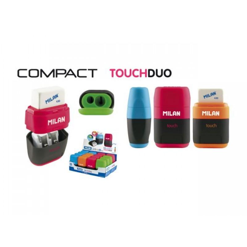Острилкогума COMPACT Touch Duo