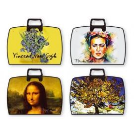 Чанта за чертежи Art Paintings, 380x550