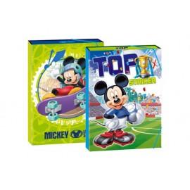 Кутия с ластик 40 мм А4 Mickey