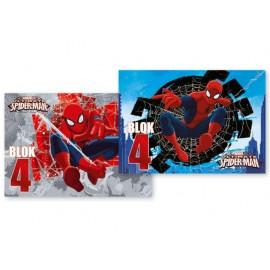Блок No: 4 Spider-Man