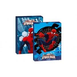 Кутия с ластик 40 мм А4 Spider-Man