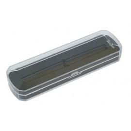 Кутия подаръчна Cristal, черна за 1 пишещо