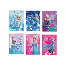 Тетрадка A5 2xUV Frozen, 24 л., 70 г/м2