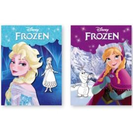 Книжка за оцветяване Frozen, 32 стр.