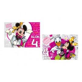 Блок No: 4 Minnie