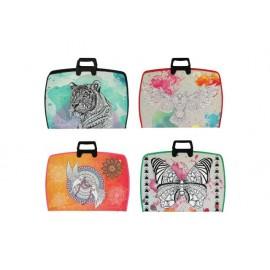 Чанта за чертежи Art Color In, 380x550