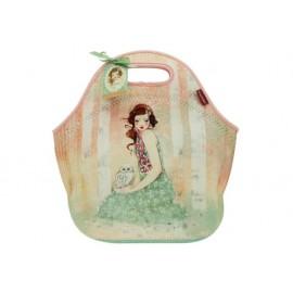 Чанта за рамо Mademoiselle Snow 30x29x16 см