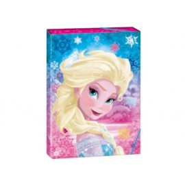 Кутия с ластик 40 мм А4 Frozen