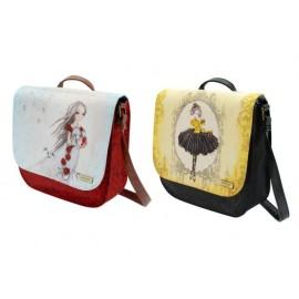 Чанта за рамо кожа, 27х5х27 см