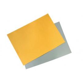 Картон металик 50х70 едностранен