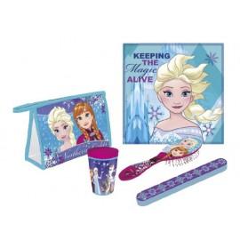 Пътнически комплект Frozen 4 части