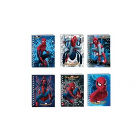 Бележник спирала Spider-man