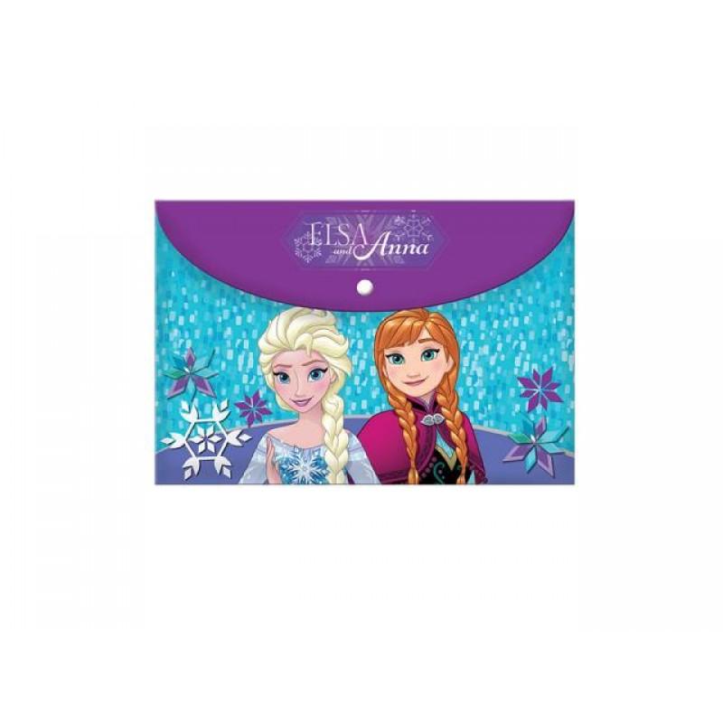 Папка с копче Frozen А4