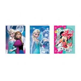 Тетрадка A5 тв.корица Minnie/Frozen
