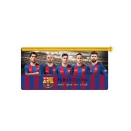 Несесер плосък Barcelona, 21х10 см