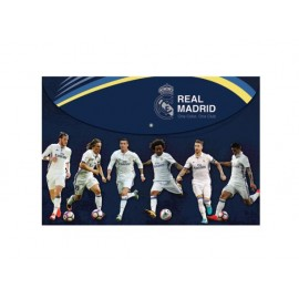 Папка с копче Real Madrid, A4