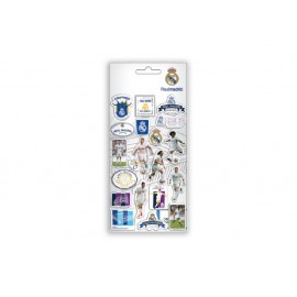 Стикери Real Madrid, 10x22 см