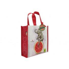 Чанта пазарска малка Fruity Scooty Elephant, 23х24х7.5