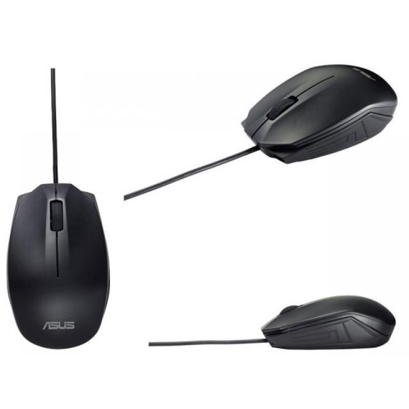 Мишка оптична, UT280, черна