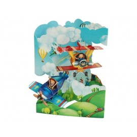 Картичка Planes, Swing Cards