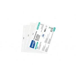 Джоб с перфорация, мат, А5, 40 µ classic