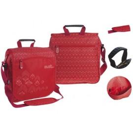 Чанта за рамо Superior Red 28x30x9