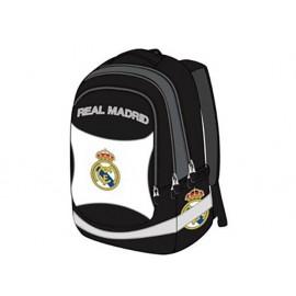 Раница твърдо дъно 3 ципа, Real Madrid