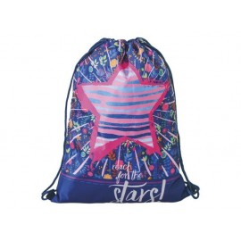 Торбичка за спорт Stars Pink, 42x32x0.5