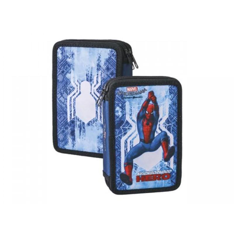 Несесер зареден двоен, Spider-Man Hero, 12.5x19.5x5