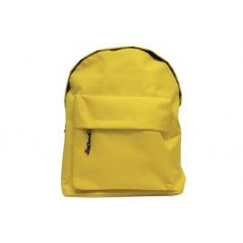 Раница Mood неон жълта, 32х42х16