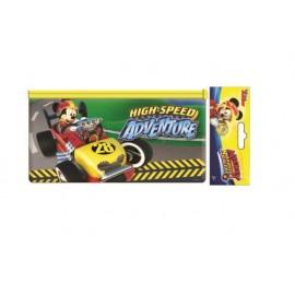 Несесер плосък Mickey 21x12 см