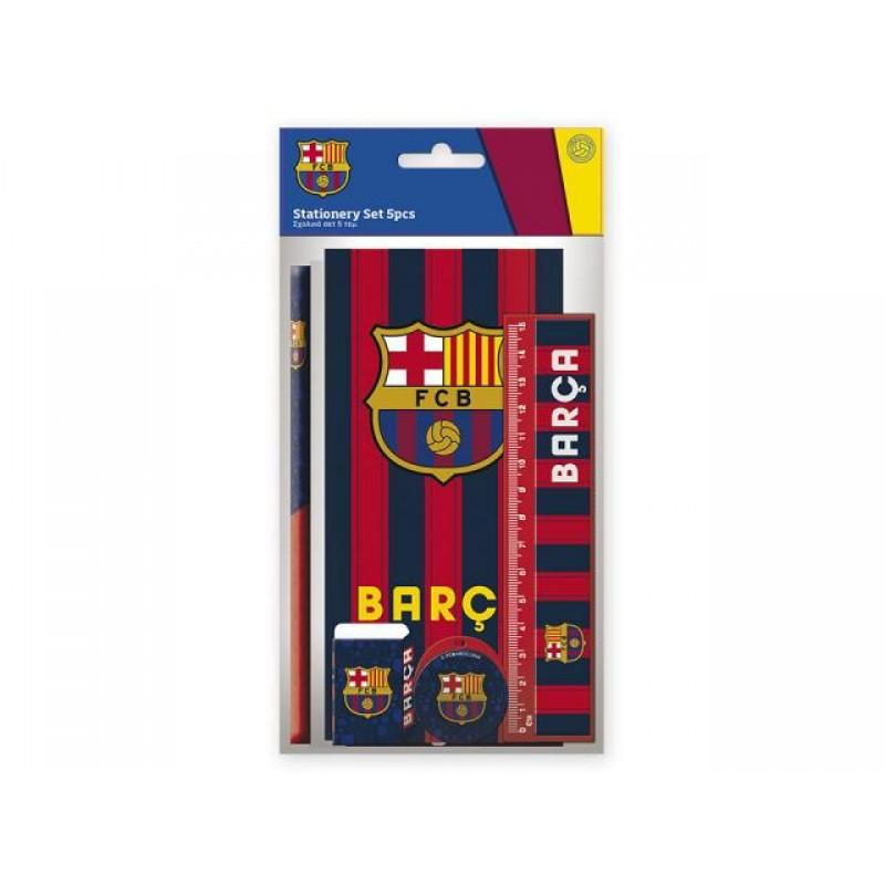 Подаръчен комплект 5 части Barcelona