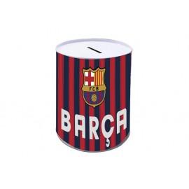 Касичка метална Barcelona