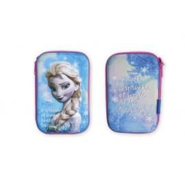 Несесер единичен 3D, Frozen Elsa, 23x17x4