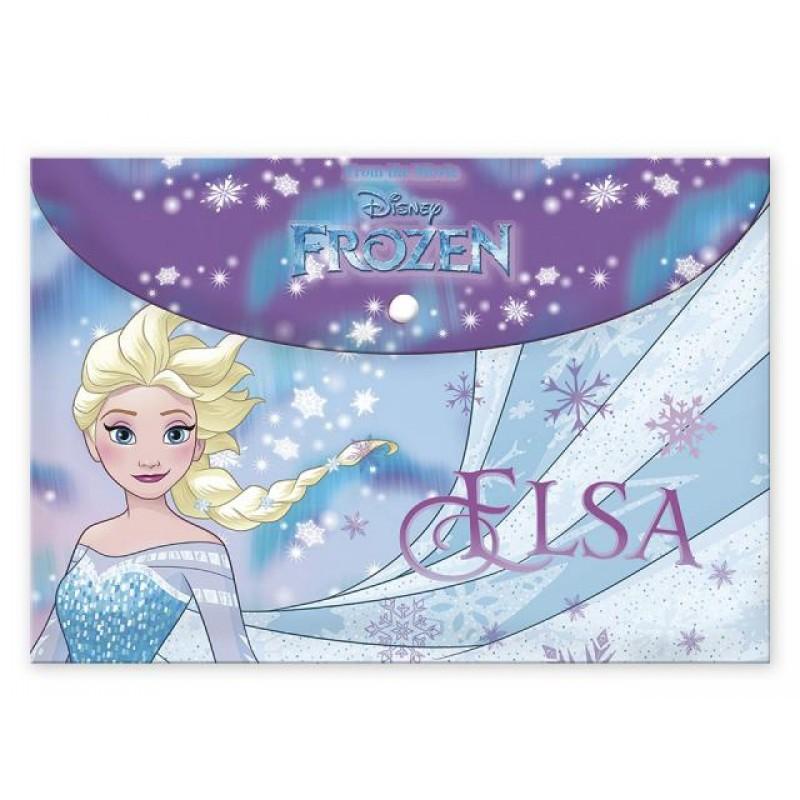 Папка с копче Frozen, А4